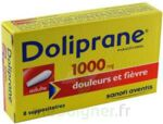 DOLIPRANE ADULTES 1000 mg, suppositoire à Talence