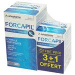 Acheter Forcapil Gélules croissance vitalité cheveux ongles B/180+60 à Talence