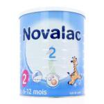 NOVALAC LAIT 2 BOITE 800G à Talence