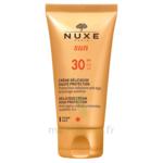 Crème Délicieuse Haute Protection SPF30 Nuxe Sun50ml à Talence
