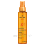 Huile Bronzante Haute Protection SPF30 Nuxe Sun150ml à Talence