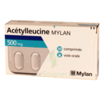 ACETYLLEUCINE MYLAN 500 mg, comprimé à Talence