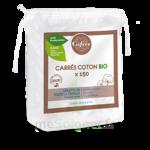 Acheter Gifrer Carré coton bio Sachet/150 à Talence