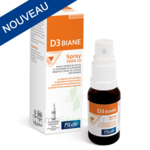 Pileje D3 Biane Spray 1000 Ui - Vitamine D Flacon Spray 20ml à Talence