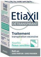 Etiaxil Aisselles Détranspirant Peau Sensibles Roll-on/15ml à Talence