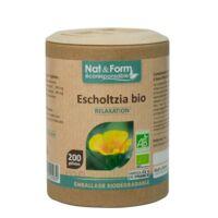 Nat&form Eco Responsable Escholtzia Bio Gélules B/90 à Talence