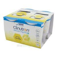 Clinutren Dessert 2.0 Kcal Nutriment Vanille 4cups/200g à Talence