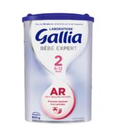 Gallia Bebe Expert Ar 2 Lait En Poudre B/800g à Talence