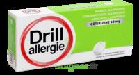Drill 10 Mg Comprimés à Sucer Allergie Cétirizine Plq/7 à Talence