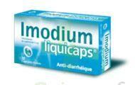 IMODIUMLIQUICAPS 2 mg, capsule molle à Talence
