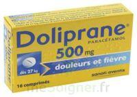DOLIPRANE 500 mg Comprimés 2plq/8 (16) à Talence
