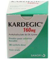KARDEGIC 160 mg, poudre pour solution buvable en sachet à Talence