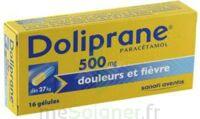 Doliprane 500 Mg Gélules B/16 à Talence