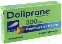 Doliprane 300 Mg Suppositoires 2plq/5 (10) à Talence