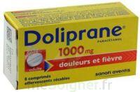 DOLIPRANE 1000 mg Comprimés effervescents sécables T/8 à Talence