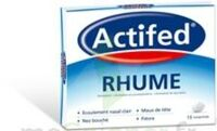 ACTIFED RHUME, comprimé à Talence