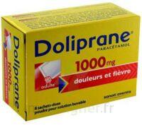 DOLIPRANE 1000 mg Poudre pour solution buvable en sachet-dose B/8 à Talence