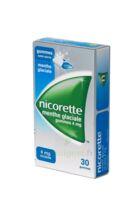 NICORETTE 4 mg Gom à mâcher médic sans sucre menthe glaciale Plq/30gom à Talence
