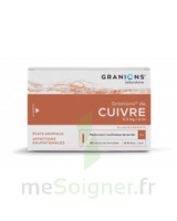 Granions De Cuivre 0,3 Mg/2 Ml S Buv 30amp/2ml à Talence