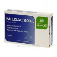 MILDAC 600 mg, comprimé enrobé à Talence