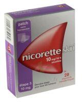Nicoretteskin 10 mg/16 h Dispositif transdermique B/28 à Talence