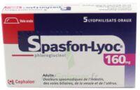 SPASFON LYOC 160 mg, lyophilisat oral à Talence