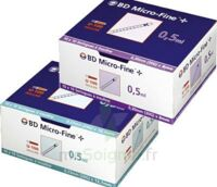 BD MICRO - FINE +, 0,3 mm x 8 mm, bt 100 à Talence
