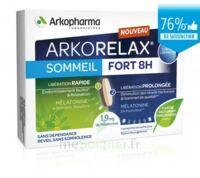 Arkorelax Sommeil Fort 8h Comprimés B/15 à Talence