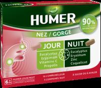HUMER Nez/Gorge jour&nuit 15 comprimés à Talence
