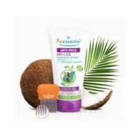 Puressentiel Anti-poux Shampooing masque traitant 2 en 1 Anti-Poux avec peigne - 150 ml à Talence