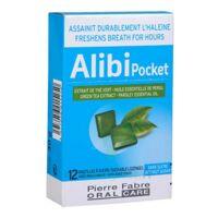 Pierre Fabre Oral Care Alibi Pocket 12 Pastilles à Talence