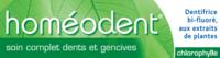 Boiron Homéodent Soin Complet Dents Et Gencives Pâte Dentifrice Chlorophylle T/75ml à Talence