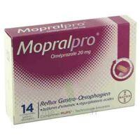 Mopralpro 20 Mg Cpr Gastro-rés Film/14 à Talence