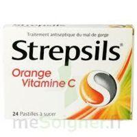 Strepsils Orange Vitamine C, Pastille à Talence
