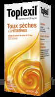 Toplexil 0,33 Mg/ml, Sirop 150ml à Talence