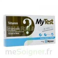 My Test Tetanos Autotest à Talence