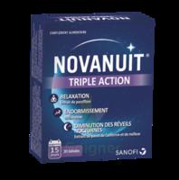 NOVANUIT Triple action Gélules B/30 à Talence