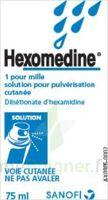 Hexomedine 1 Pour Mille, Solution Pour Pulvérisation Cutanée En Flacon Pressurisé à Talence