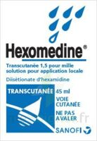 HEXOMEDINE TRANSCUTANEE 1,5 POUR MILLE, solution pour application locale à Talence