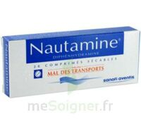 Nautamine, Comprimé Sécable à Talence