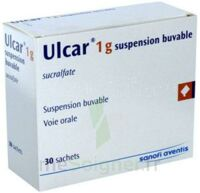 Ulcar 1 G, Suspension Buvable En Sachet à Talence