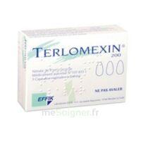 TERLOMEXIN 200 mg, capsule molle vaginale à Talence