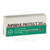 ASPIRINE PROTECT 300 mg, comprimé gastro-résistant à Talence