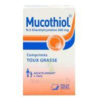 MUCOTHIOL 200 mg Cpr pell Fl/20 à Talence
