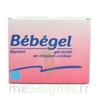 Bebegel, Gel Rectal En Récipient Unidose à Talence