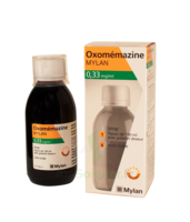 OXOMEMAZINE MYLAN 0,33 mg/ml, sirop à Talence