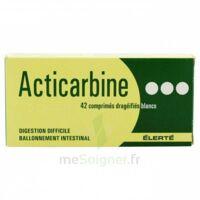 ACTICARBINE Comprimé enrobé B/42