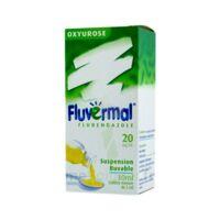 FLUVERMAL 2 % Susp buv Fl/30ml à Talence