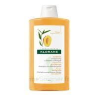 Klorane Beurre De Mangue Shampooing Cheveux Secs 400ml à Talence