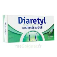 DIARETYL 2 mg, gélule à Talence